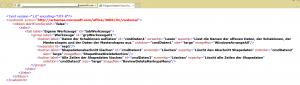 Die XML-Datei